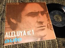 L.E. AUTE ROJO SOBRE NEGRO/ALELUYA Nº1 7'' 1967 RCA