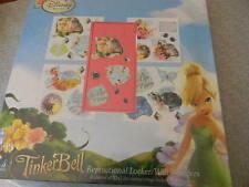 Disney Tinker Bell Fairies - Repositional Stickers Locker/Wall Wonders - NIB