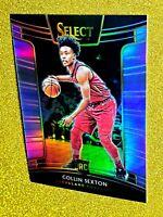 2018-19 Panini Select Collin Sexton Concourse Silver Prizm RC Rookie 75 Grade Me