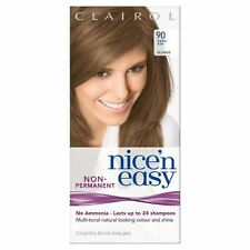 Clairol Nice'n'Easy Hair Colourant by Lasting Colour 90 DARK Ash Blonde