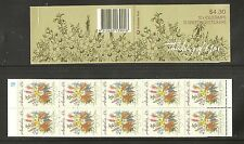 Australia Sc # 1193a Special Occasions- Thinking Of You - Complete Booklet ,Mnh