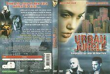 UNIQUEMENT LA JAQUETTE POUR DVD : URBAN JUNGLE avec ANGELINA JOLIE, ARQUETTE