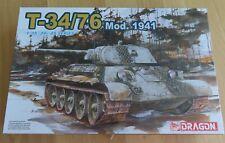 1/35 Dragon (Kit-6205) T-34/76 Mod. 1941