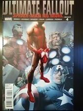 Ultimate Fallout #4 (Oct 2011, Marvel) 1st Print First Miles Morales Spider-Man