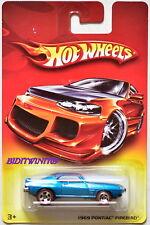 Hot Wheels Wayne's Garage Rolling Thunder Dorée (9992)