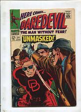 Daredevil #29 (7.0) Unmasked! 1967