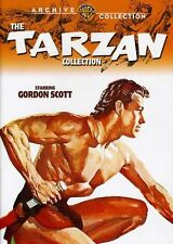 Tarzan Collection with Gordon Scott (6 Films on 6 Discs) DVD (1955-1960)