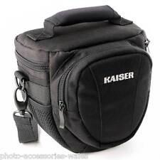 KAISER 8818 EASYLOADER HOLSTER STYLE MEDIUM SLR CAMERA BAG SHOULDER BAG BELT BAG