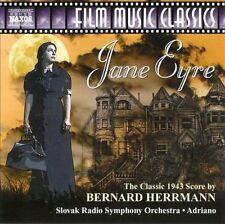 Herrmann: Jane Eyre, New Music
