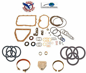 """A413 / A470 / A670 Transmission LS Kit 81-Up Stage 3             """"31TH 30TH"""""""