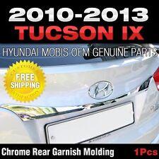 Mobis OEM Chrome Rear Point Garnish Molding For HYUNDAI 2010 - 2013 Tucson ix