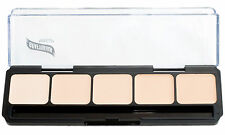 Graftobian HD Glamour Creme Palette, Neutral #1, All Skin Types, Cruelty Free