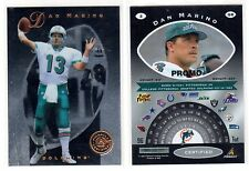 1X DAN MARINO 1997  Select Certified #2 PROMO SAMPLE PROTOTYPE Dolphins