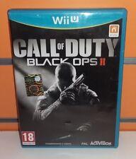 Call of Duty Black Ops 2 WII U USATO ITA