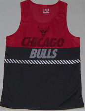New Mens NBA Chicago Bulls Top Tank Size M