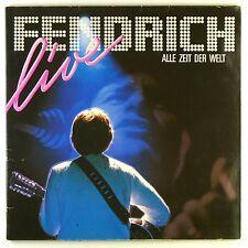 """12"""" LP - Rainhard Fendrich - Alle Zeit Der Welt - M1032 - washed & cleaned"""