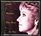 The Best...So Far by Anne Murray (CD, Nov-1994, EMI Music Distribution)