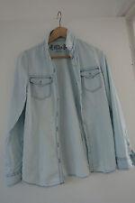 Mudd camisa de jean de mujer de bolsillo mujer s nos Niño XL16