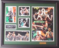 New Conor McGregor Signed Limited Edition Memorabilia Framed