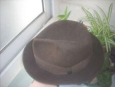 cappello borsalino testa di moro misura 4 1/2