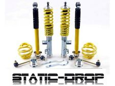 VW Golf MK5 FK AK Street Coilover Suspension Kit 1.9TDI 1.6FSI 1.4FSI 50mm Strut