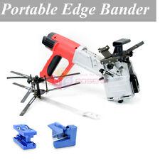 Mt985 Woodworking Portable Edge Bander Banding Machine With Edger Trimmer 220v