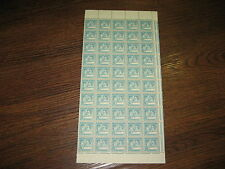 PALESTINE STAMPS SCARCE MULTIPLE SG102 1927 100m  BLOCK 50 SG £400 MNH  V