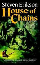 Malazan Book of the Fallen: House of Chains 4 by Steven Erikson (2007,...