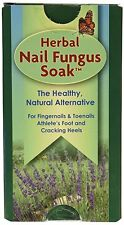Herbal Nail Fungus Soak Healthy Natural Alternative Finger Toe Athlete's Foot