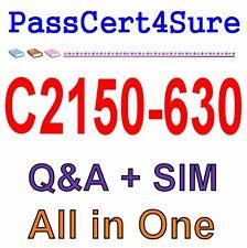 IBM Best Exam Practice Material for C2150-630 Exam Q&A+SIM