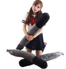 New 110cm Giant Bolster 3D Navy Torpedo Pillow Bedroom Lunch Break Creative Doll