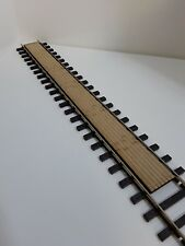 Laser Cut O Gauge Railway Track Crossing Centre Pieces or Walkways Pack of 5