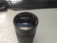 Vivitar Auto Telephoto 200mm 1:3.5 lens