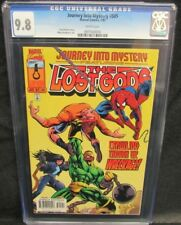 Journey Into Mystery #505 (1997) Mike Deodato Jr. Art CGC 9.8 White Pages L119