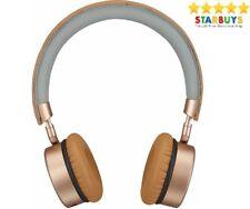 GOJI COLLECTION GTCONRG18 Wireless Bluetooth Headphones - Rose Gold