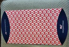 """Vineyard Vines Large Thick Cardboard Gift Pouch 16""""L x 12""""W x 3.5""""H (New)"""