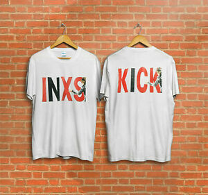 INXS 1980's T-Shirt New Gildan