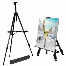 Art Easel Painting Artist Tripod Drawing Stand Display Adjustable Sketch Board