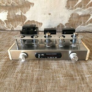6N2 6P1 Unassembled Tube Rectifier Amplifier with Bluetooth DAC Decorder Board i