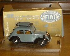 "brumm Fiat ""Berlina 1100 1937-1939"" 508C HP 32 Serie ORO r32 -1:43-unbespielt-Ok"
