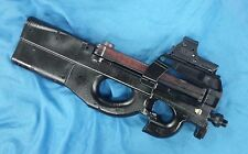 P90 electric toy theme party prop cosplay Submachine gun smg future cyber FN