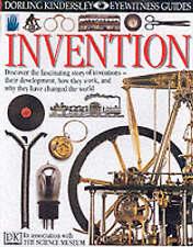 Bender, Lionel, Invention (Eyewitness), Very Good Book