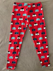 NEW Kickee Pants Pajama Bottoms in Goldfish Toasters, size 3T