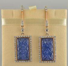 18 Carat Drop/Dangling Vintage Fine Jewellery (1980s)