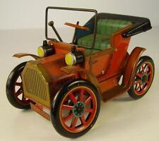 Seltenes altes Blech Auto mit Uhrwerkantrieb