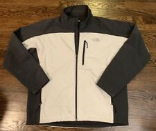 The North Face Apex Bionic 2 Jacket Men's XL Black And Gray Whitish