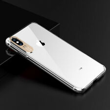 For iPhone XS Max XR Case Skin Ultra Slim Hard Shell Clear Shockproof Back Cover