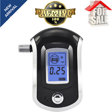 LCD Screen Advance Digital Breath Alcohol Tester Breathalyzer Analyzer Detector