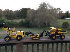 Three,Vintage Tonka Rusty,Toys Trucks Bundle, Construction Vehicles