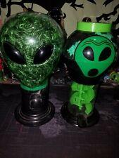 Alien Gumball Toy Capsule Plastic Acrylic Vending Machines